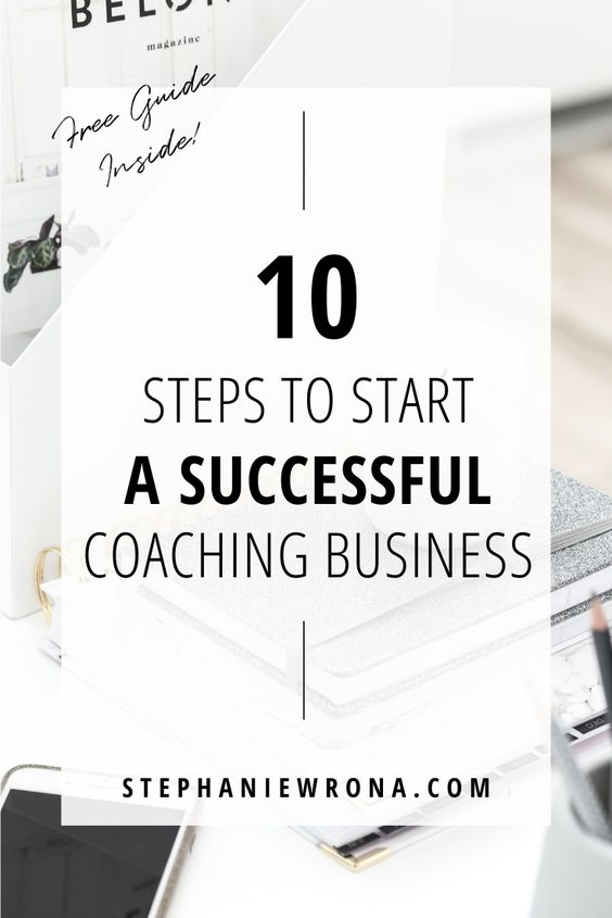 10 Steps to Start a Successful Online Coaching Business